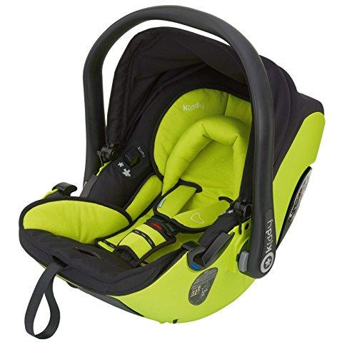 Kiddy Babyschale Evolution Pro 2 Babysafe + Isofix Base Apple -