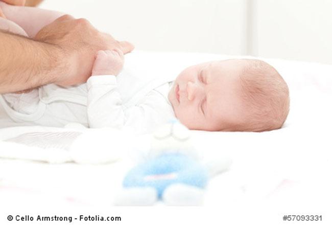 Bauchweh beim Baby