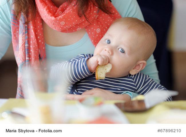 Beikost fürs Baby