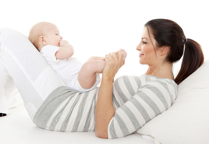 gesund von Kopf bis Fuß auch in der Schwangerschaft