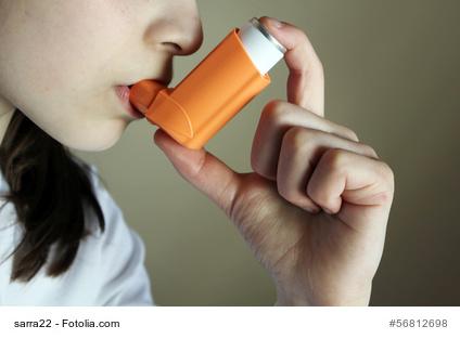 Asthma beim Baby