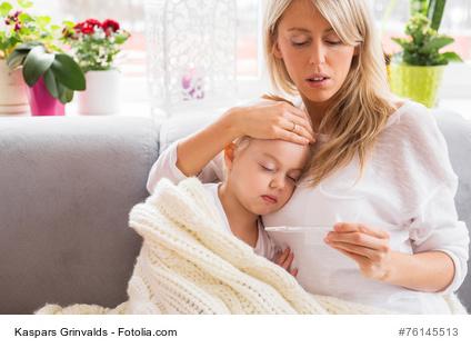 Aufmerksamkeit für kranke Kinder
