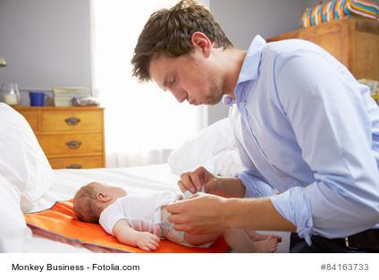 Fertigwindeln fürs Baby