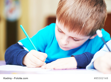 Lernendes Kind