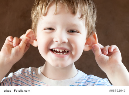 Ohrentropfen für Kinder