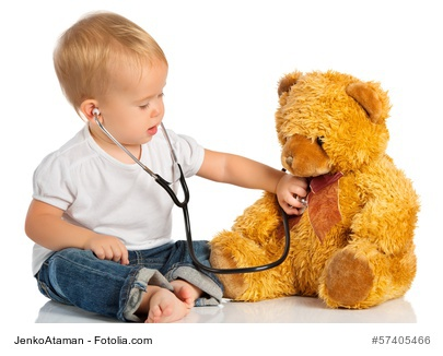 Teddys Untersuchung