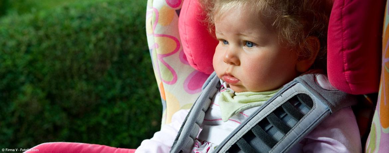 Autositze für Baby und Babyschale