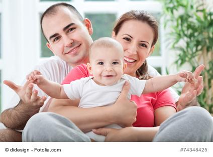 Stimmungstief gemeinsam mit Familie