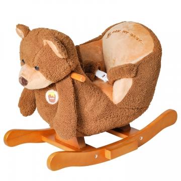 Schaukeltier Teddy mit Sound