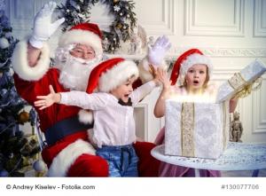 Weihnachtsbräuche Kinder