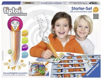 tiptoi Starter-Set mit Stift und Spiel