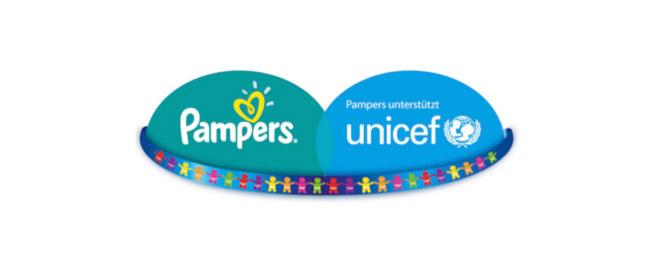 Pampers für UNICEF - Gemeinsam gegen Tetanus